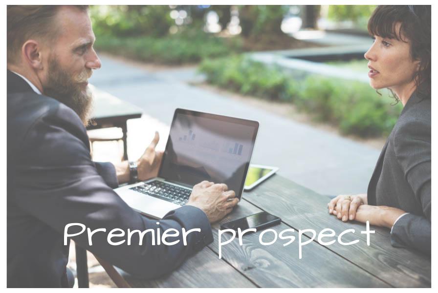 Premier prospect, gadin assuré ?